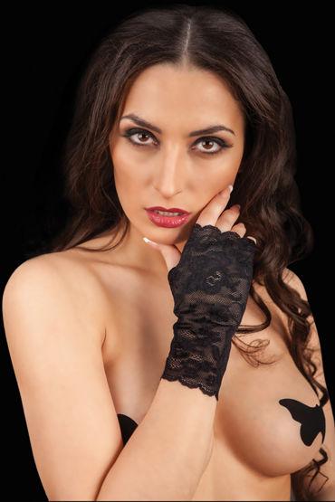 Lola Кружевные перчатки С открытыми пальцами