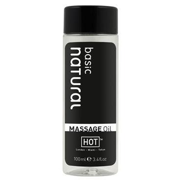 Hot Basic Natural, 100мл Массажное масло для тела