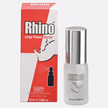 Hot Rhino, 10мл Продлевающий спрей для мужчин