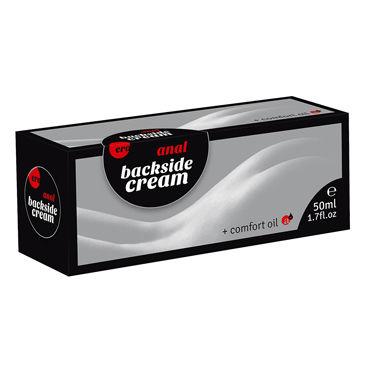 Hot Ero Anal BackSide Cream, 50мл Крем для анального секс