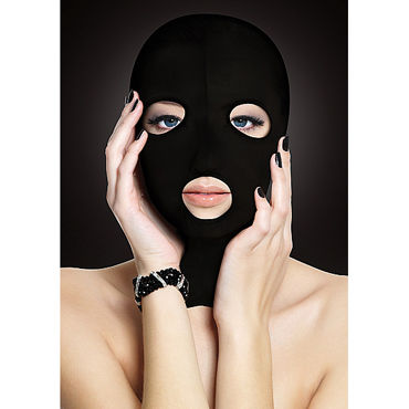 Ouch! Subversion Mask, черная Маска на лицо