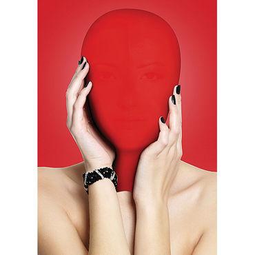 Ouch! Subjugation Mask, красная Маска на лицо