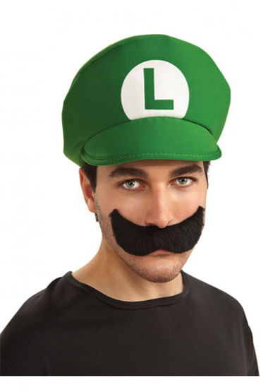 Le Frivole Шапка Супер Марио С козырьком