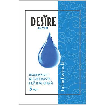 Desire Нейтральный, 5 мл Лубрикант на водной основе
