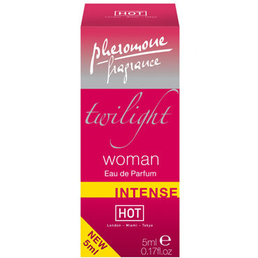 Hot Twilight Woman Intense, 5мл Спрей с феромонами, женский
