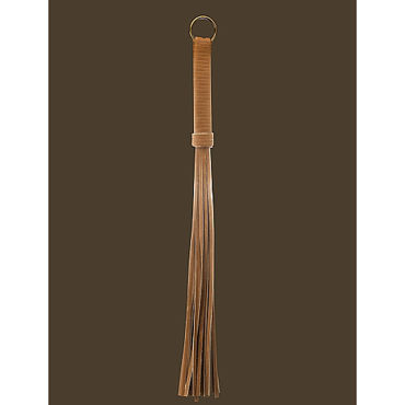 Ouch! Whip, коричневый Многохвостая плеть
