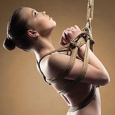 Ouch! Shibari Rope 10м Конопляная веревка для связывание