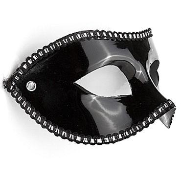 Ouch! Mask For Party, черная Маска для вечеринки