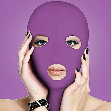 Ouch! Subversion Mask, фиолетовая Маска на лицо