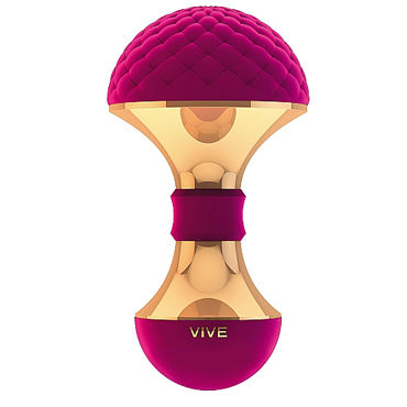 Shots Toys Vive Enoki, розовый Вибратор необычной формы