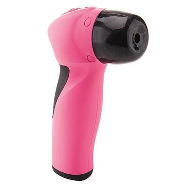 Shots Toys The Conquest, розовый Вакуумный стимулятор для клитора