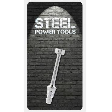 Steel Power Tools Cockpin Металлический уретральный плаг