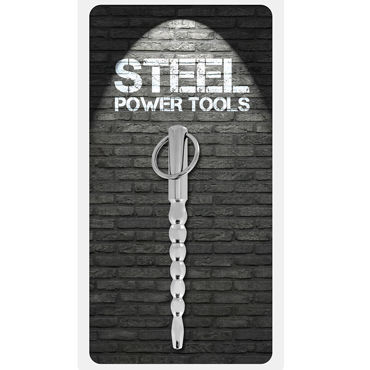 Steel Power Tools Penisstick Металлический уретральный плаг