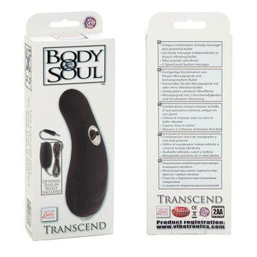 California Exotic Body Soul Transcend Вибромассажер для тела и виброяйцо