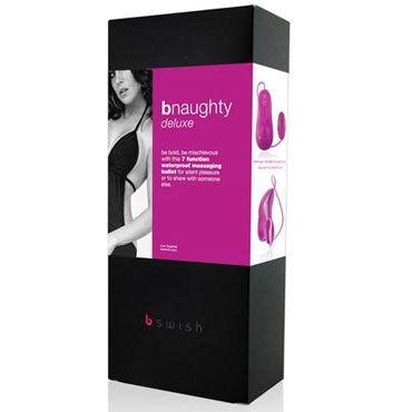 Bswish bNaughty Deluxe, фиолетовый Виброяйцо