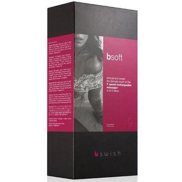 Bswish bSoft, черный Вибратор необычной формы