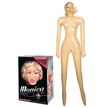 NMC Loveclone Monica Rose Секс-кукла с вибрацией