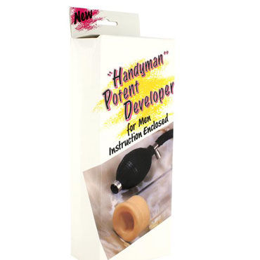 NMC Handyman Potent Developer Вакуумная помпа для мужчин