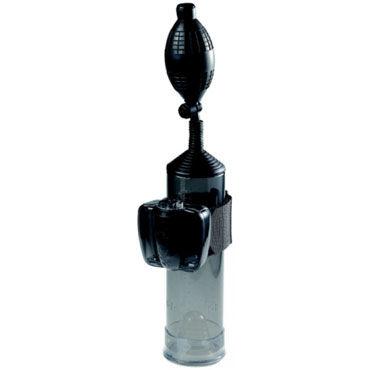 NMC Cylinder Grip Action Вакуумная помпа для мужчин с вибрацией