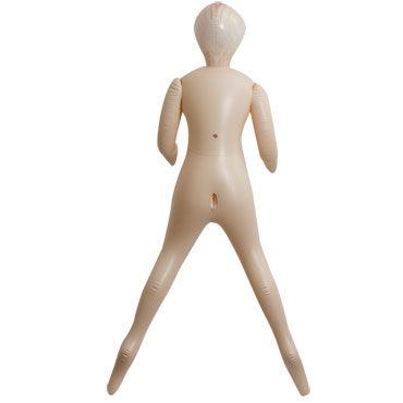 Doc Johnson Briana Надувная кукла с лицом порно звезды