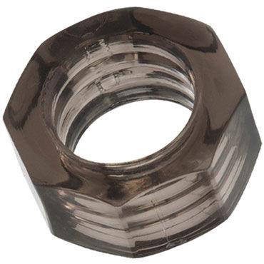California Exotic Screw Me Nuts & Bolts Enhancer Эрекционное кольцо в форме гайки