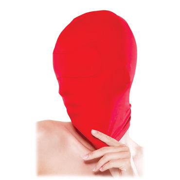 Pipedream Red Riding Hood Глухая маска на лицо