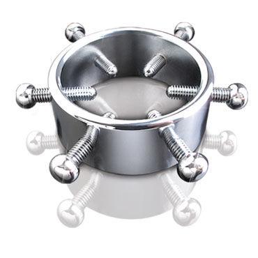Pipedream Adjustable Cock Clamp Металлический зажим для мошонки