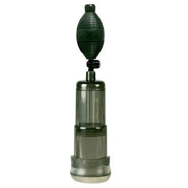 California Exotic Telescoping Travel Pump Вакуумная помпа с раскладным цилиндром