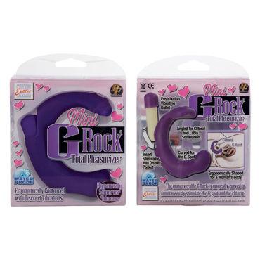 California Exotic Mini G Rock, фиолетовый Для стимуляции точки G и клитора