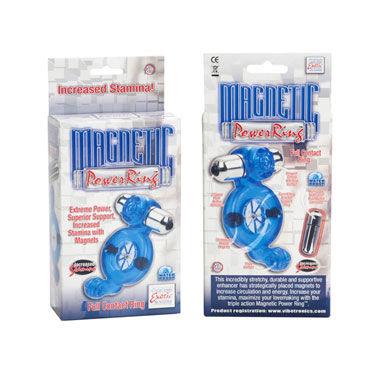 California Exotic Magnetic Power Ring Full Contact Магнитное эрекционное кольцо