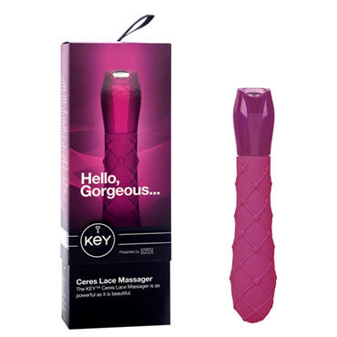 Jopen Key Ceres Lace Massager, �������, ���� �������� � ��������� ������������