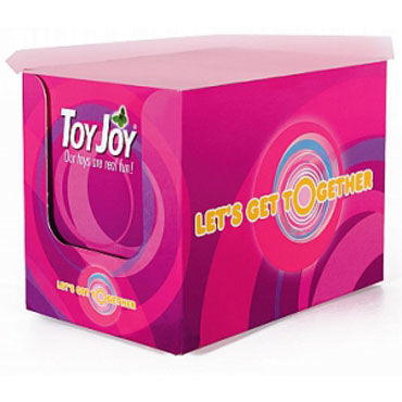 Toy Joy Let's Get Together 5X Набор эрекционных колец на пенис