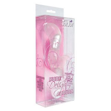 Toy Joy Pure Delight Aurora S Shape Вибратор изысканной формы