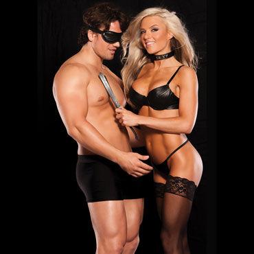 X-play Simply Sexy, черный Комплект для BDSM