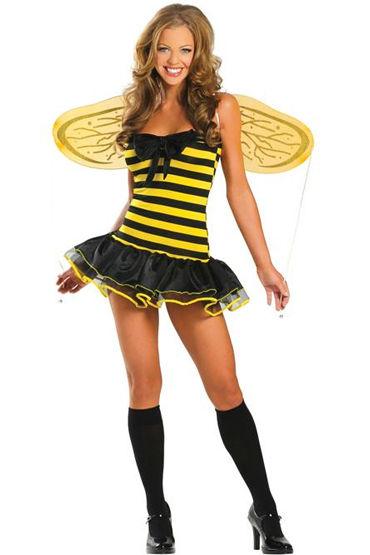 Le Frivole Золотая пчелка Игривое платье с пышной юбочкой