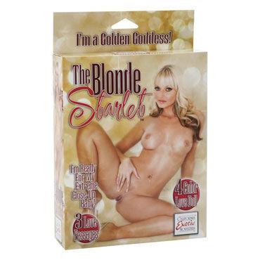 California Exotic The Blonde Starlet Надувная секс-кукла блондинка
