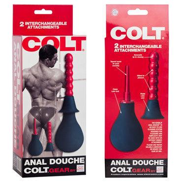 California Exotic Colt Anal Douche Гигиенический душ с двумя насадками