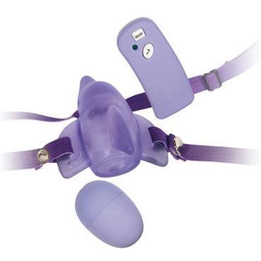 Toy Joy Sea Of Love Dolphin, фиолетовый Стимулятор клитора в форме дельфина