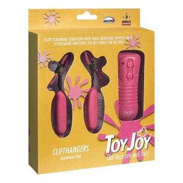 Toy Joy Cliffhangers Зажимы для стимуляции сосков