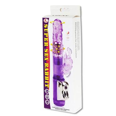 Baile Super Sex Rabbit Многофункциональный вибратор