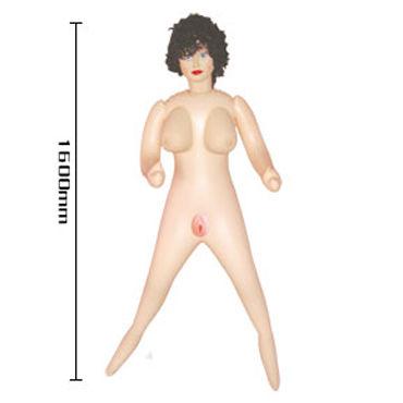 Baile Finish Girl, брюнетка Секс-кукла