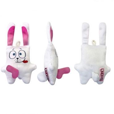 Flirt On Белый Кролик Необычная мягкая игрушка
