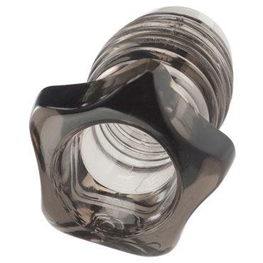 California Exotic Screw Me 5 Point Bolt Ring Эрекционное кольцо в форме болта