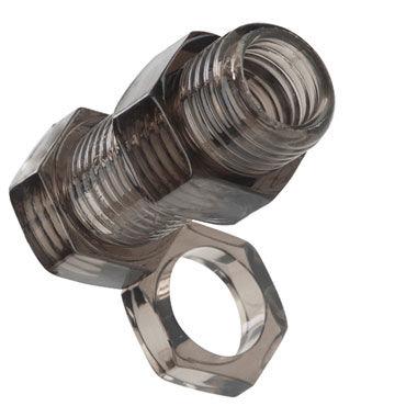 California Exotic Screw Me Nuts & Bolts Enhancer Эрекционное кольцо в форме болта