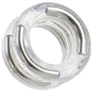 California Exotic Support Plus Double Stack Ring Двойное эрекционное кольцо
