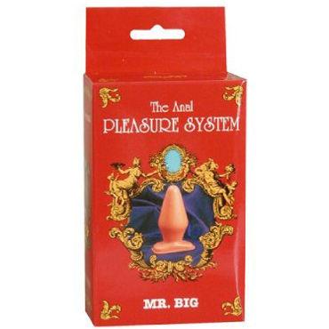 Seven Creations Anal Pleasure System  Mr. Big Большая анальная пробка