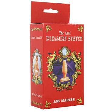 Seven Creations Anal Pleasure System Ass Master Анальная пробка среднего размера