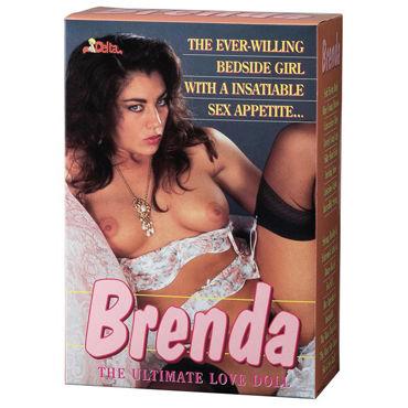 Seven Creations Brenda Love Doll Секс-кукла, шатенка
