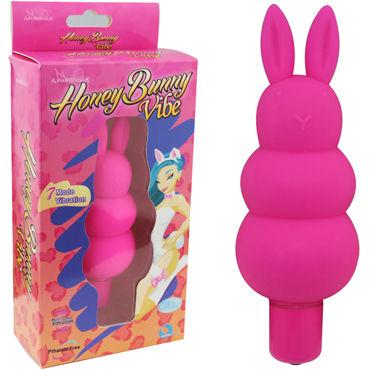 Howells Honey Bunny, розовый Вибростимулятор в виде зайчика