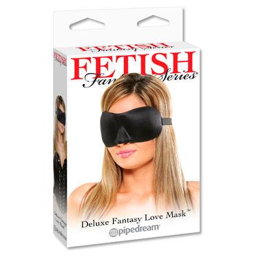 Pipedream Deluxe Fantasy Love Mask Супермягкая маска на глаза